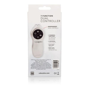 Sterling Collection 7-Function Dual Controller