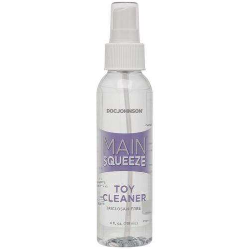 Main Squeeze - Toy Cleaner - 4 Fl. Oz..