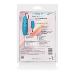 Power Play Playful Bullet - Blue