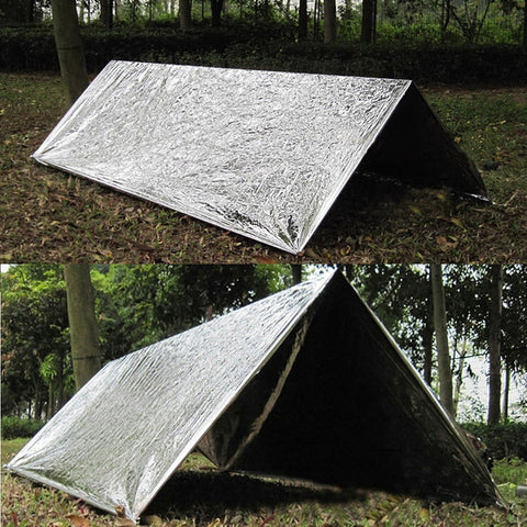 Outdoor Reflective Emergency Tent Blanket