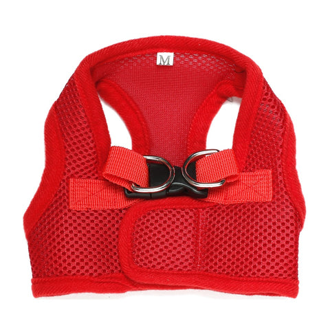 Breathable Mesh Dog Harness XS/S/M/L/XL/XXL