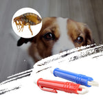 Animal Flea/Tick Remover Tweezer