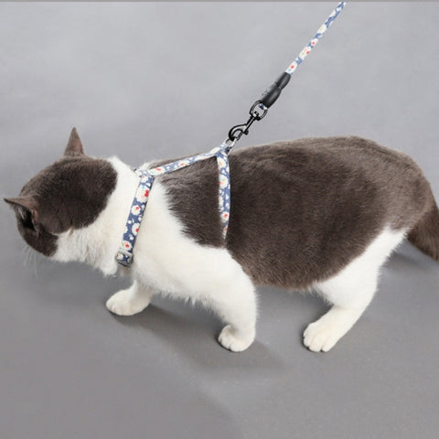 Adjustable Nylon Pet Harness