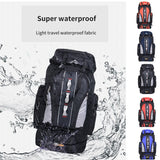 Waterproof Climbing Backpack Rucksack