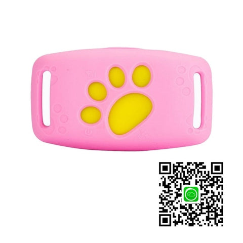 Smart Anti-fall GPS Locator Collar