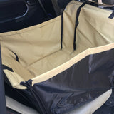 Waterproof Rear Pet Safety Car Carrier Cover