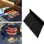 Reusable Teflon Round Barbecue Grids