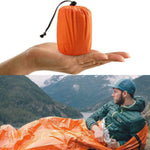Emergency Aluminum Sleeping Bag