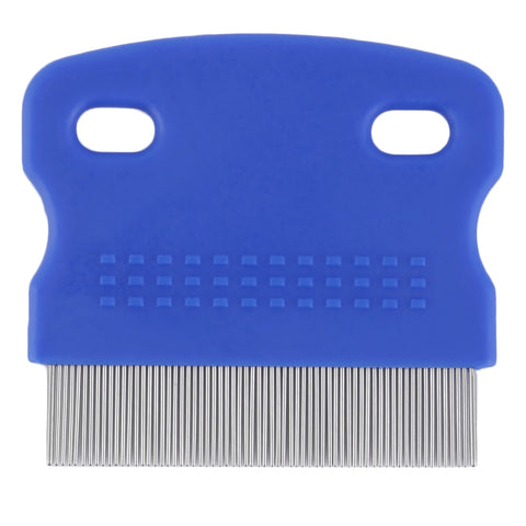Steel Flea Dog Grooming Comb/Brush