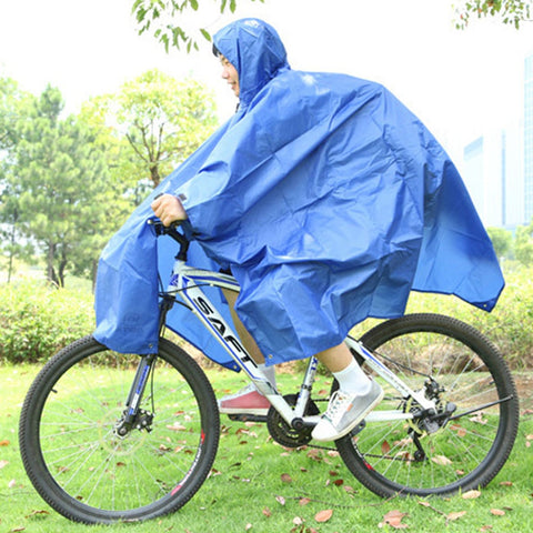 Three-In-One Lightweight Rain Coat