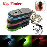 Mini Wireless Anti-lost Whistle Key Finder W/LED Light