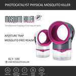 Electric Photocatalyst Mosquito Killer Lamp W/ LED Light