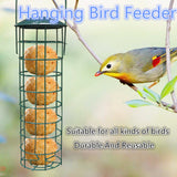 Hanging Metal Wild Bird Feeders