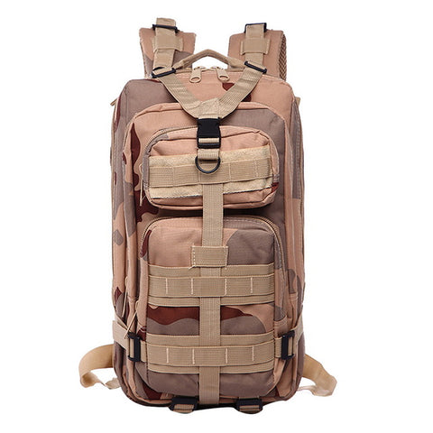 Military  Waterproof Nylon Tactical Backpack