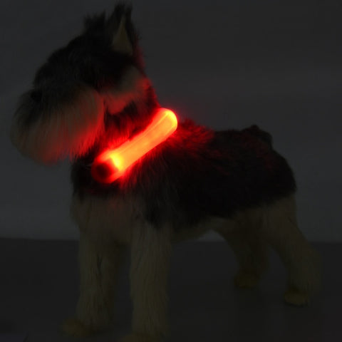 Security Warning Lights Straps For Dog