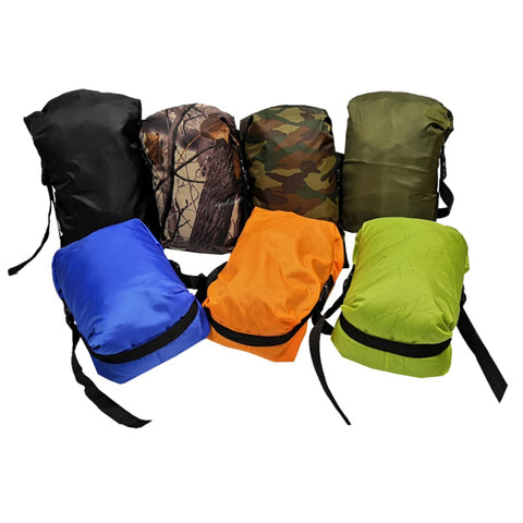 Outdoor Camping Sleeping Bag Pack Compression Stuff Sack