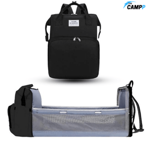 THE CAMPP™ Baby Bed Backpack