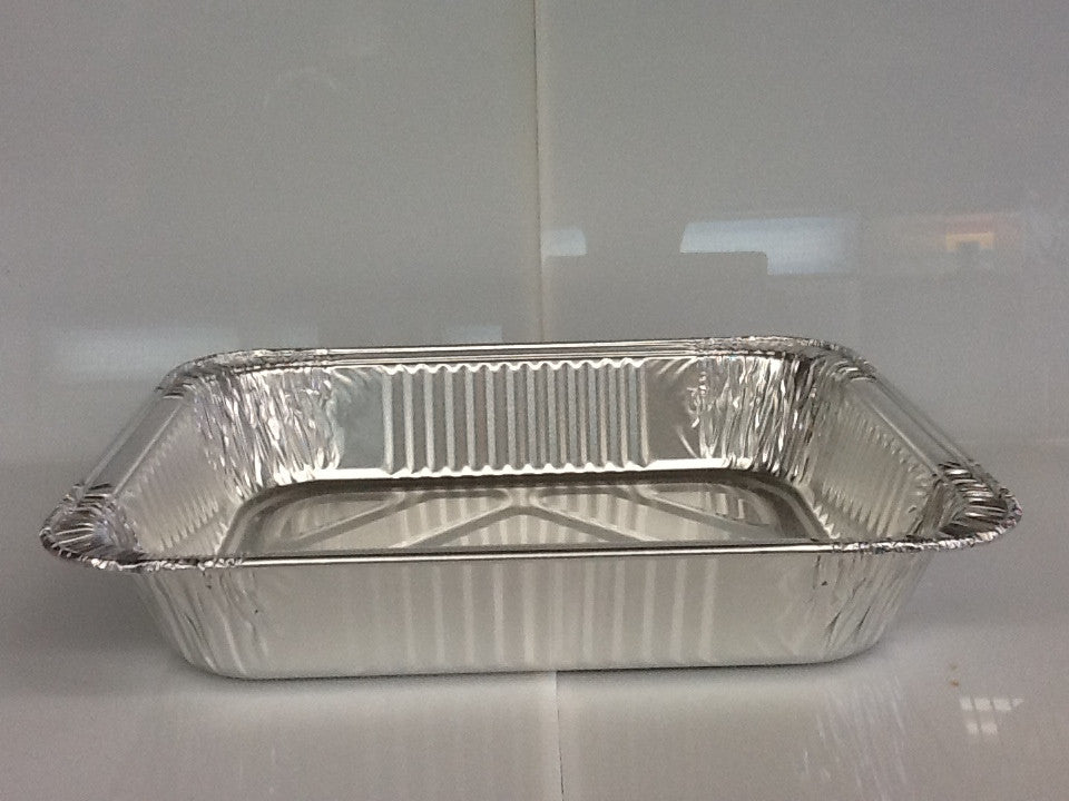 "104 Ounce Tin / Tin Size 9"" x 13"" (deep) - Feeds approximately 20 people"