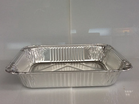 "79 Ounce Tin / Tin Size 9"" x 13"" (shallow) - Feeds approximately 10 people"