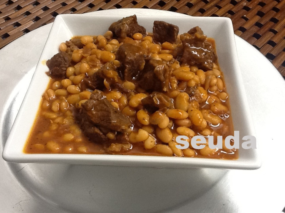 Fassoule with Meat.