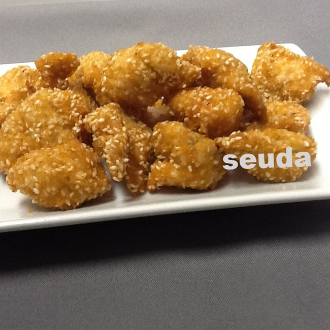 Sesame Chicken Nuggets