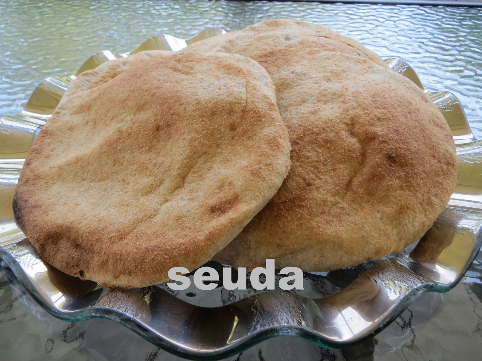 Whole Wheat Pita Bread (5 Pcs.)