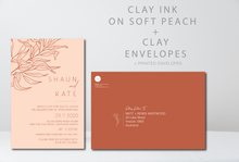 Load image into Gallery viewer, The Kate - Wedding Invitation