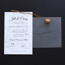 Load image into Gallery viewer, The Jill - Wedding Invitation