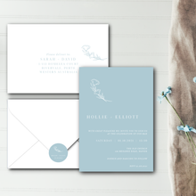 Load image into Gallery viewer, The Hollie - Wedding Invitation