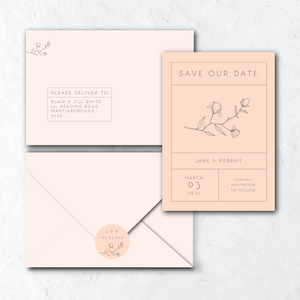 The Jane - Save the Date