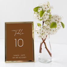 Load image into Gallery viewer, The Kate - Table Numbers