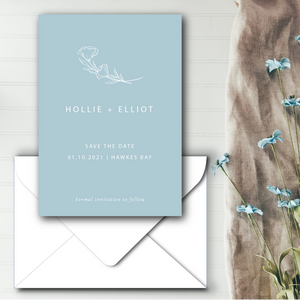The Hollie - Save the Date