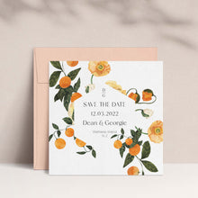 Load image into Gallery viewer, The Georgie | Save the Date Card
