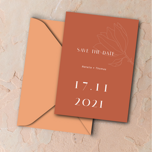 The Natalie - Save the Date