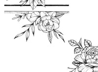 5 x sexy peony  design download high resolution download