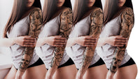 sexy sleeve tattoo design high resolution download by tattoo artist