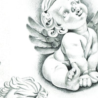 cherub sleeve tattoo design high resolution download by tattoodesignstock.com