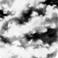 Clouds Tattoo design #2