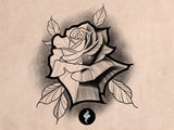 80 Roses and Whip shading 2 Brushset Pack for Procreate application by brushestock.com