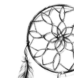 Realistic dreamcatcher tattoo design high resolution download