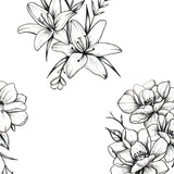 5 amazing flowers tattoo design high resolution download