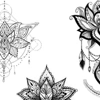 lotus tattoo design high resolution download