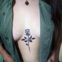 rose underboob download tattoo design