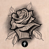 Roses Tattoo and Whip Shading Set 2 Brushset Pack for Procreate application