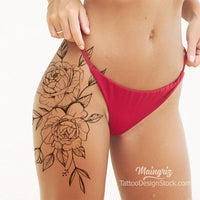 amazing sexy tattoo design high resolution download