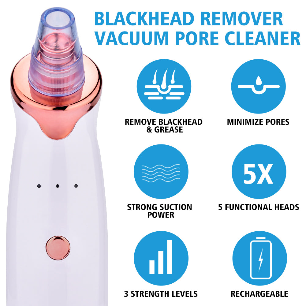 The Blackhead Remover Vacuum™