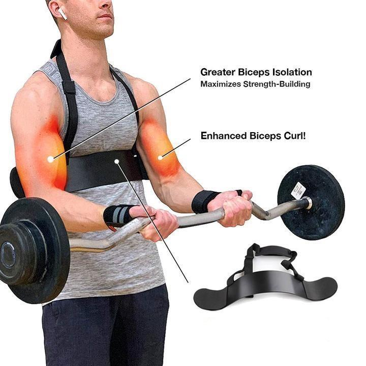 Weight Lifting Arm Blaster