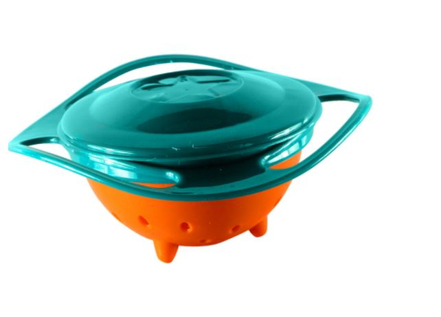 360 Degree Spill-Proof Bowl
