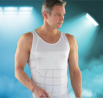 Men's Slimming Body Shaper Undershirt