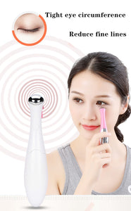 Electric Eye Massager for wrinkles, dark circles